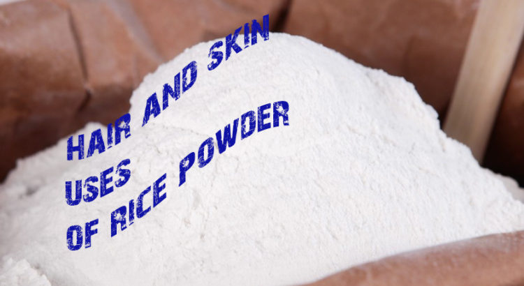 uses of rice powder   Mololo cosmetics