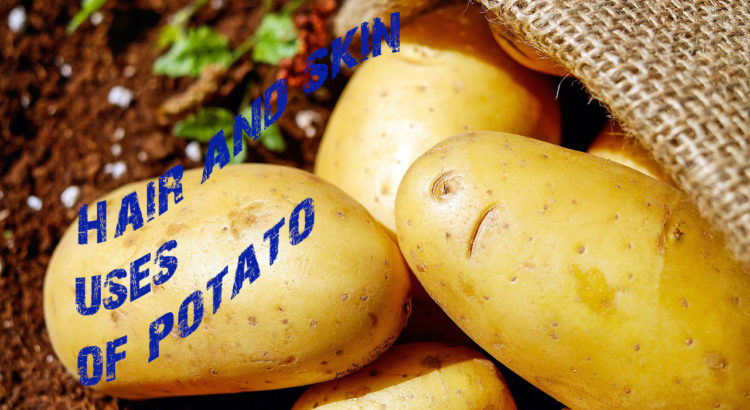 Uses of potato | Mololo Cosmetics