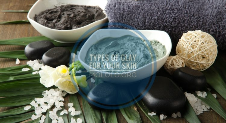 types of clay for your skin | Mololo Cosmetics