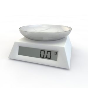 digital scale | mololo cosmetics