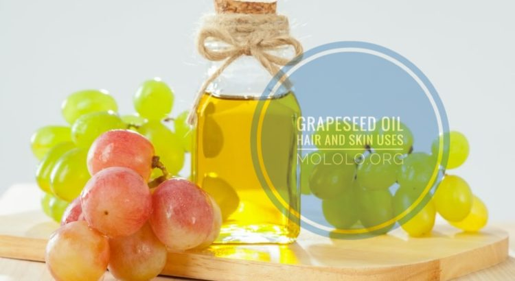 grapeseed oil uses | mololo cosmetics