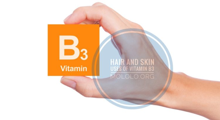vitamin b3 uses | mololo cosmetics