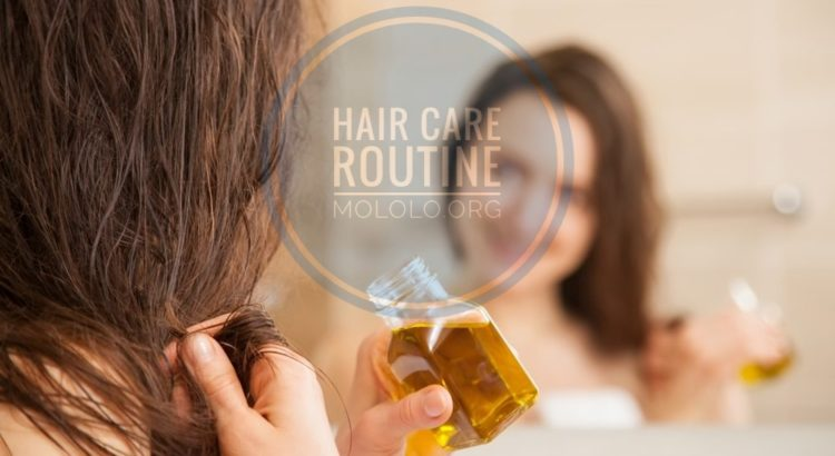 hair care routine | mololo.org
