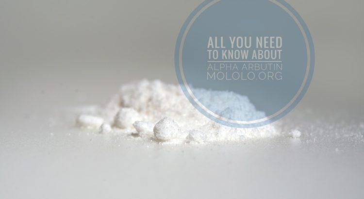 Alpha Arbutin uses | mololo.org