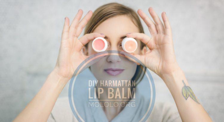 DIY Shea Butter Lip Balm | Mololo.org